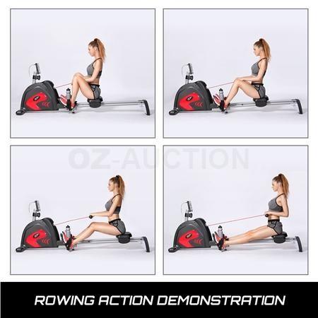 power rower rowing machine
