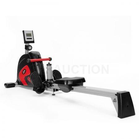 hydraulic rowing machine workout