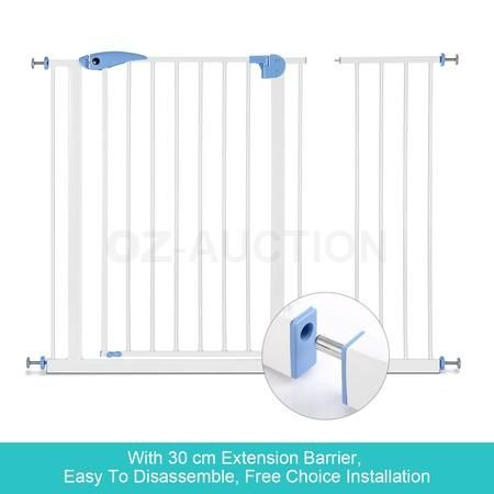 100cm Height Baby Pet Child Safety Security Gate Stair