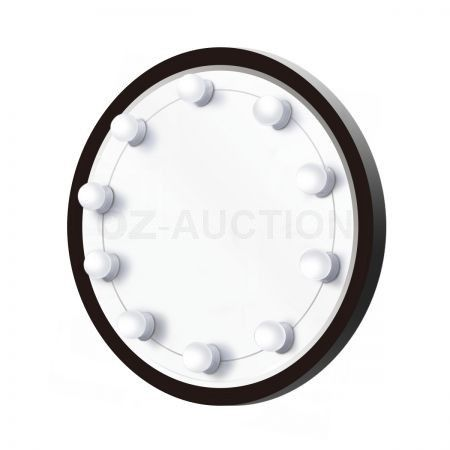 Maxkon Hollywood Makeup Mirror Dimmer Led Light Bulbs