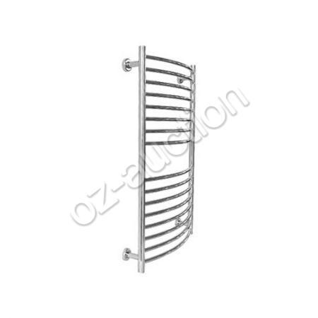 Electric Heated Towel Rack Warmer Stainless Steel Rail Bar Bathroom Wall Moun