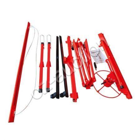 Shogun 16ft 65kg gyprock drywall panel lifter plaster for Red top gypsum plaster