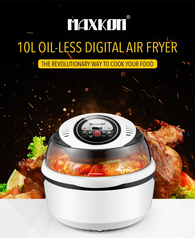 1300w 10l Air Fryer Turbo Portable Healthy Convection Oven